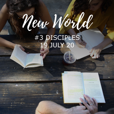 New World - Disciples