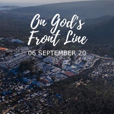 On God's Front Line